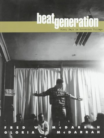Image for beat generation: Glory days in Greenwich Village