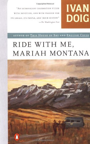 Image for Ride with Me, Mariah Montana (Contemporary American Fiction)