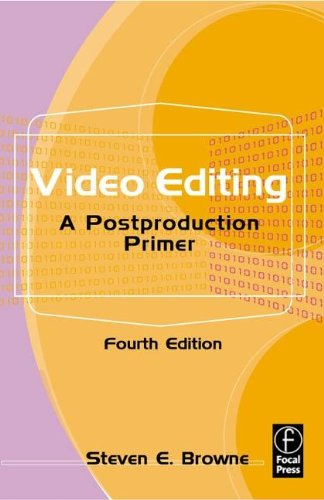 Image for Video Editing, Fourth Edition: A Postproduction Primer