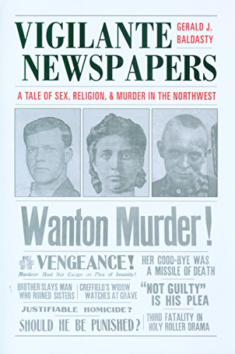 Image for Vigilante Newspapers