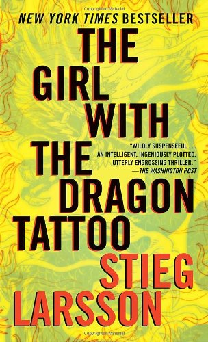 Image for The Girl with the Dragon Tattoo (Millennium)