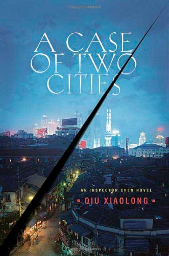 Image for A Case of Two Cities: An Inspector Chen Novel (Detective Inspector Chen Novels)