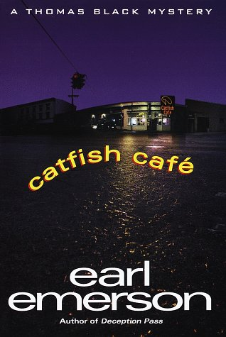 Image for Catfish Cafe (Thomas Black Mysteries)