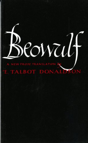 Image for Beowulf: A New Prose Translation