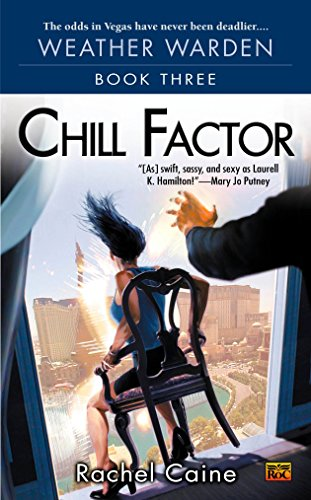 Image for Chill Factor (Weather Warden, Book 3)