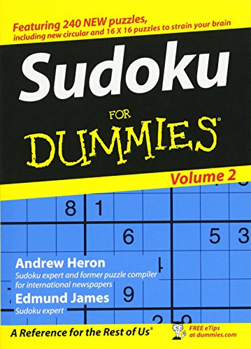 Image for Sudoku for Dummies