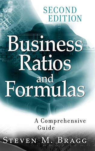 Image for Business Ratios and Formulas: A Comprehensive Guide