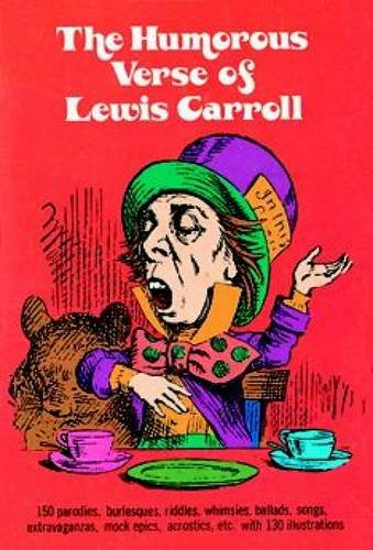 Image for The Humorous Verse of Lewis Carroll (Dover Humor)