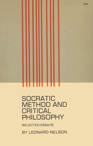 Image for Socratic Method and Critical Philosophy: Selected Essays
