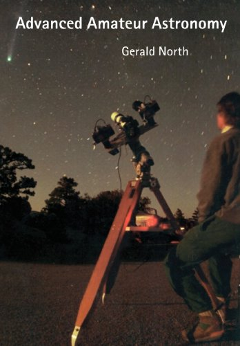 Image for Advanced Amateur Astronomy
