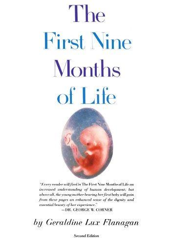 Image for The First Nine Months of Life