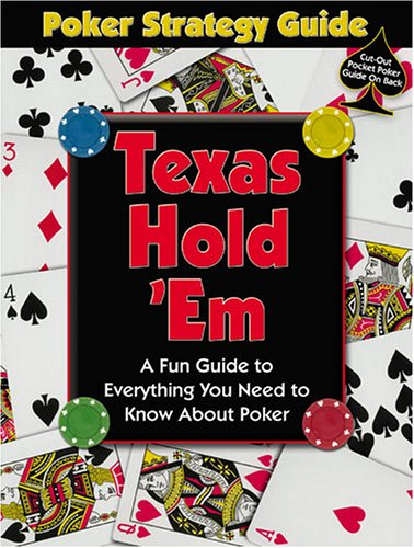 Image for Texas Hold'em Poker Strategy Guide