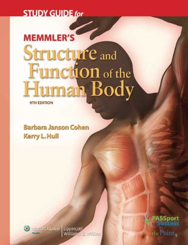 Image for Study Guide for Memmler's Structure and Function of the Human Body, Ninth Edition
