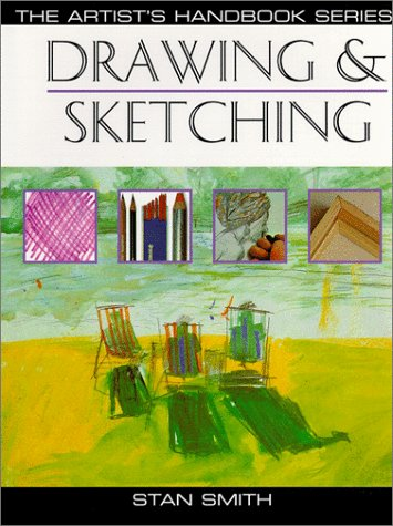 Image for Drawing & Sketching (Artist's Handbook Series)
