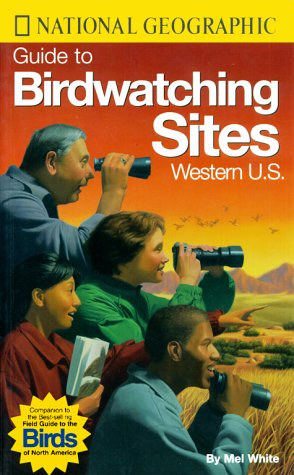 Image for National Geographic Guide to Bird Watching Sites, Western US