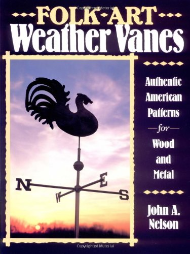 Image for Folk Art Weather Vanes