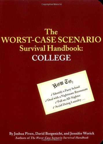 Image for Worst-Case Scenario Survival Handbook: College
