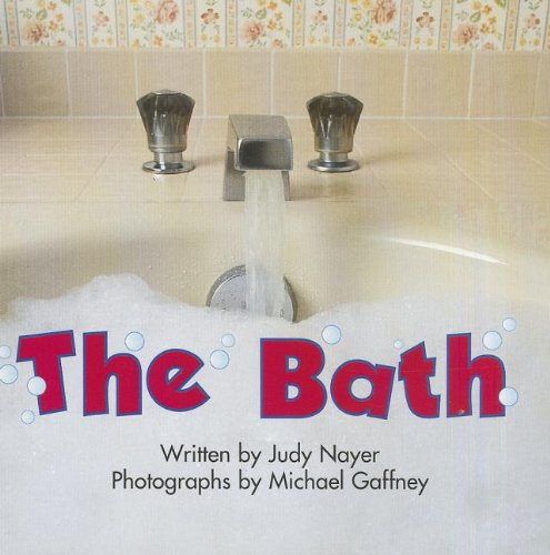 Image for READY READERS, STAGE ZERO, BOOK 6, THE BATH, SINGLE COPY (Celebration Press Ready Readers)