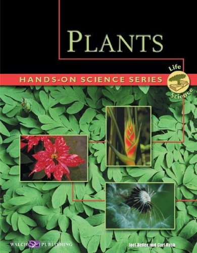 Image for Plants (Walch Hands-on Science Series)