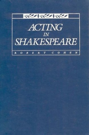 Image for Acting in Shakespeare