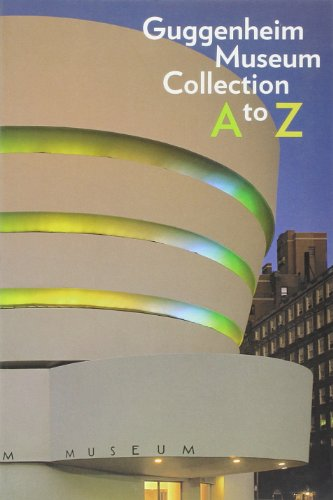 Image for Guggenheim Museum Collection A to Z