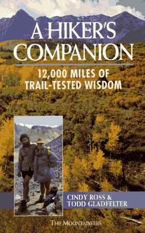 Image for A Hiker's Companion: 12,000 Miles of Trail-Tested Wisdom