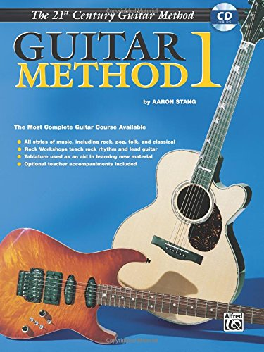 Image for The 21st Century Guitar Method 1