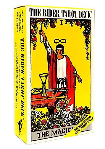 Image for The Rider Tarot Deck