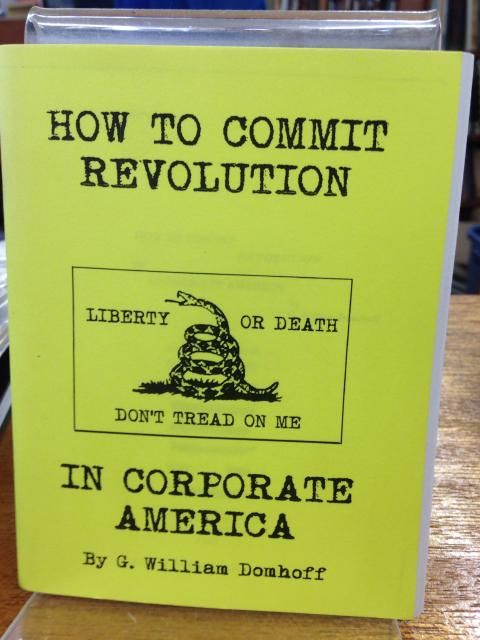 Image for How to Commit Corporate Revolution