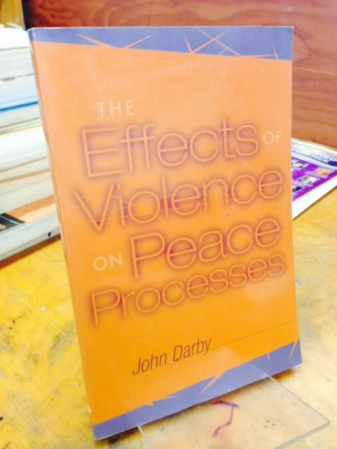Image for The Effects of Violence on Peace Processes