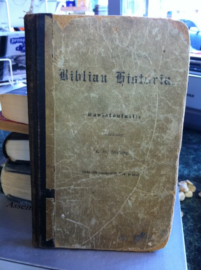 Image for Biblian Historia