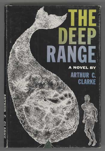 Image for The Deep Range by Clarke, Arthur C.
