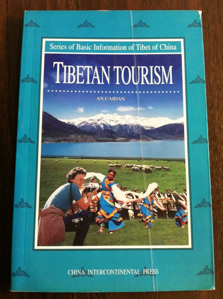 Image for Tibetan Tourism (Series of Basic Information of Tibet China)