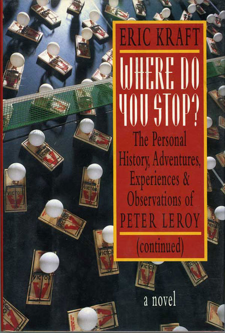 Image for Where Do You Stop?         The Personal: History, Adventures, Experiences, and Observations of Peter Leroy (continued)