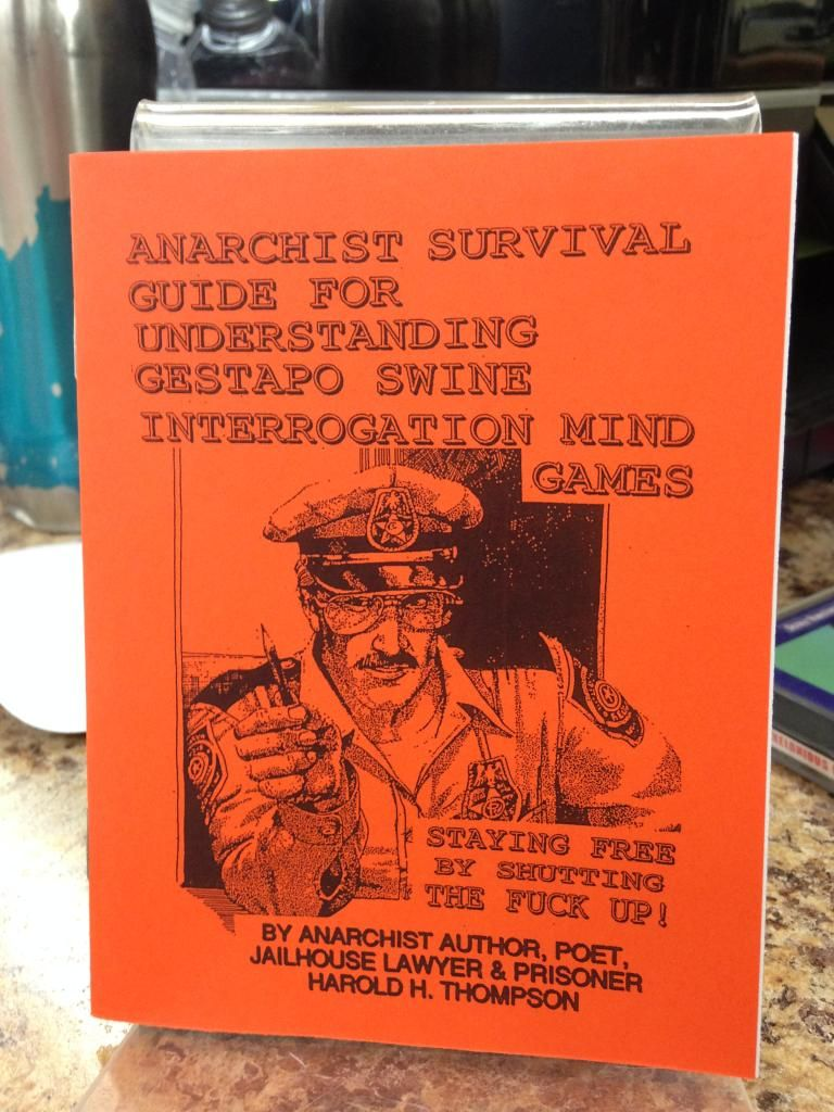 Image for Anarchist Survival Guide