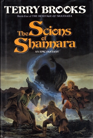Image for The Scions of Shannara (The Heritage of Shannara #1)