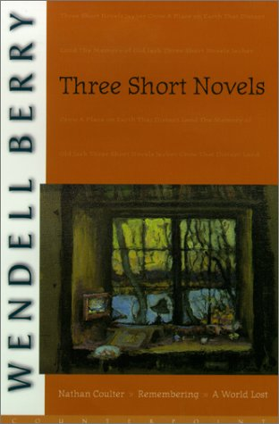 Image for Three Short Novels