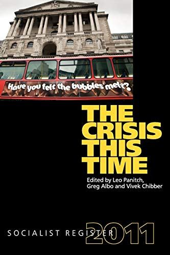 Image for The Crisis This Time: Socialist Register 2011
