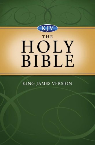 Image for Holy Bible, King James Version (King James Bible)