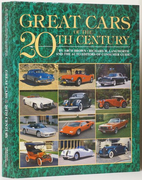 Image for Great Cars of the 20th. Century