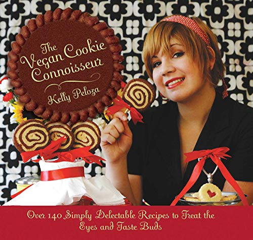 Image for The Vegan Cookie Connoisseur: Over 140 Simply Delicious Recipes That Treat the Eyes and Taste Buds