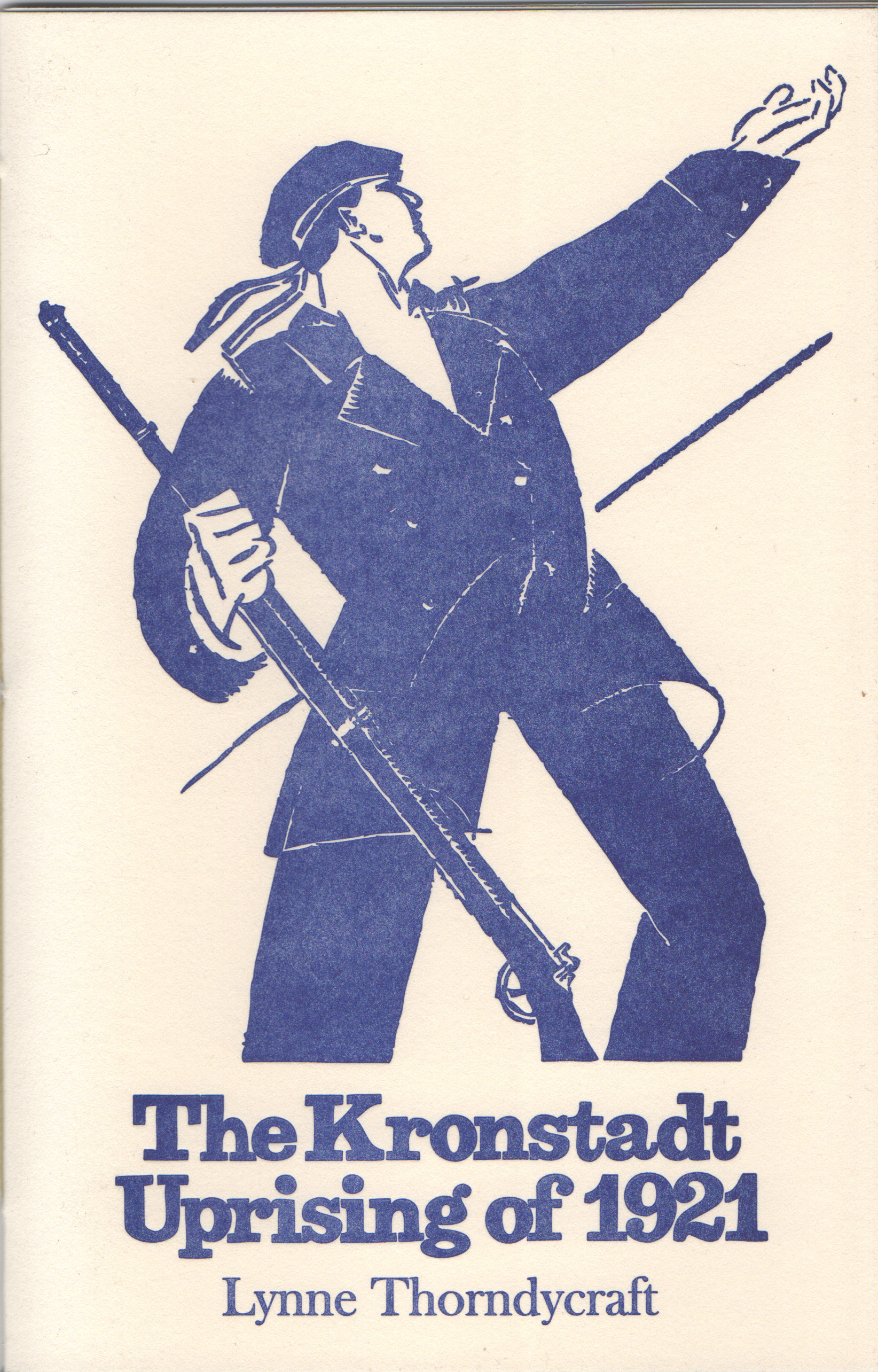 Image for The Kronstadt Uprising of 1921 by Thorndycraft, Lynne