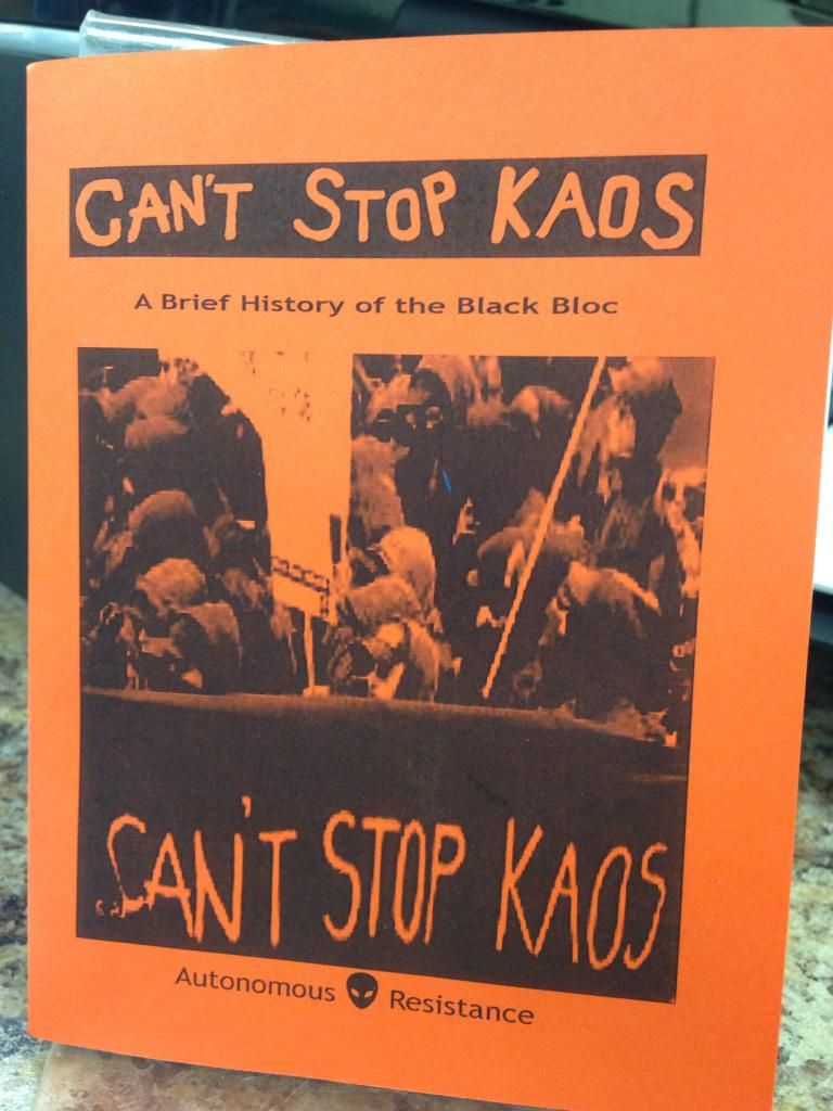 Image for Can't Stop KAOS