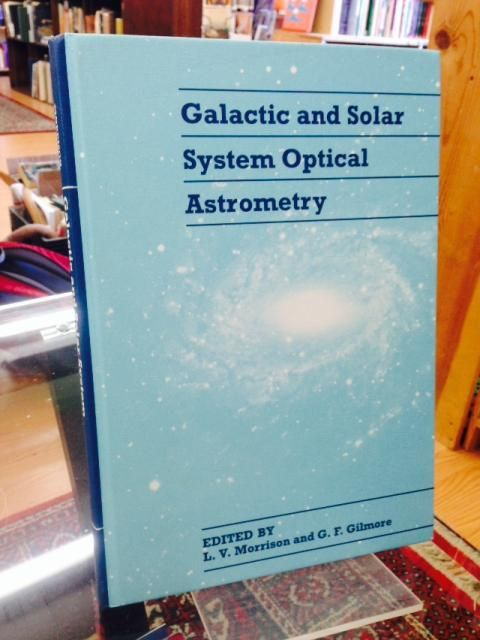 Image for Galactic and Solar System Optical Astrometry