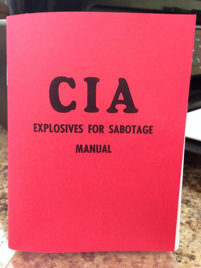 Image for CIA Explosives by CIA