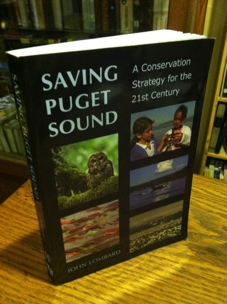Image for Saving Puget Sound: A Conservation Strategy for the 21st Century