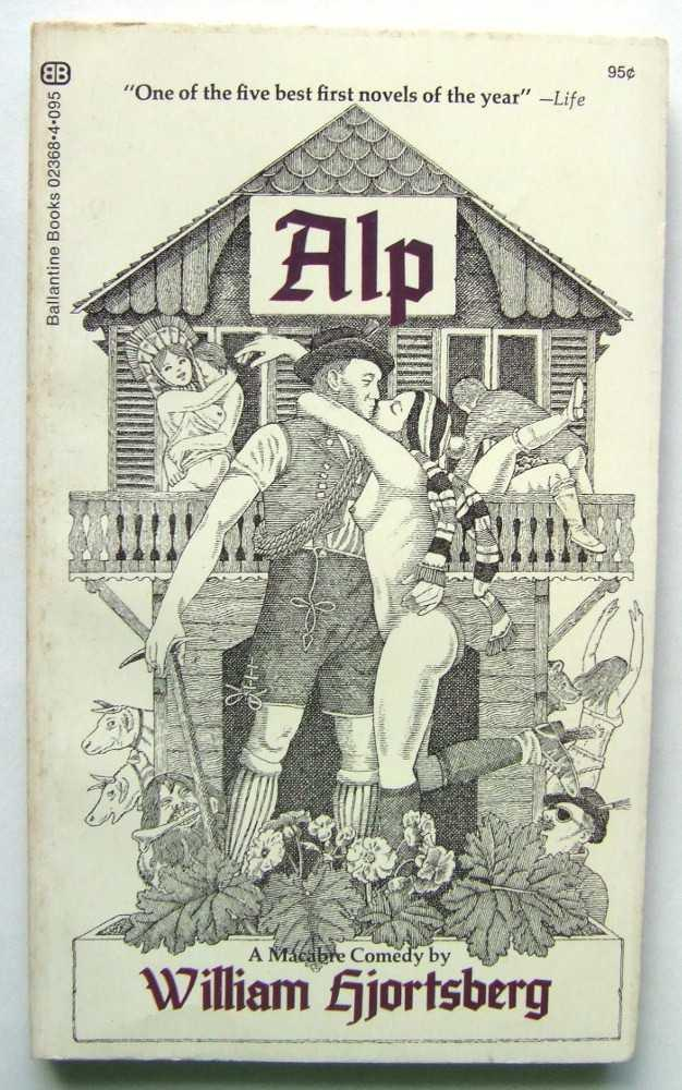 Image for Alp: A Macabre Comedy by Hjortsberg, William