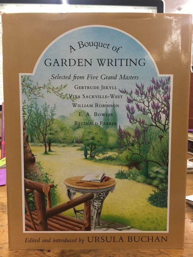 Image for A Bouquet of Garden Writing: Selected from Five Grand Masters