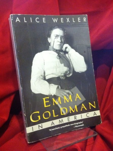 Image for Emma Goldman in America