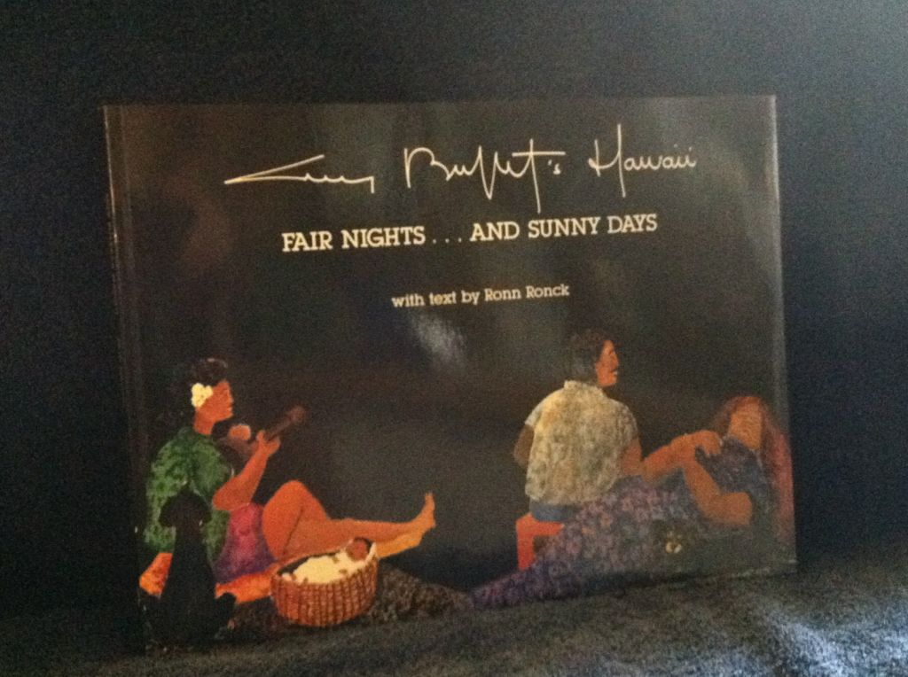 Image for Guy Buffet's Hawaii Fair Nights and Sunny Days